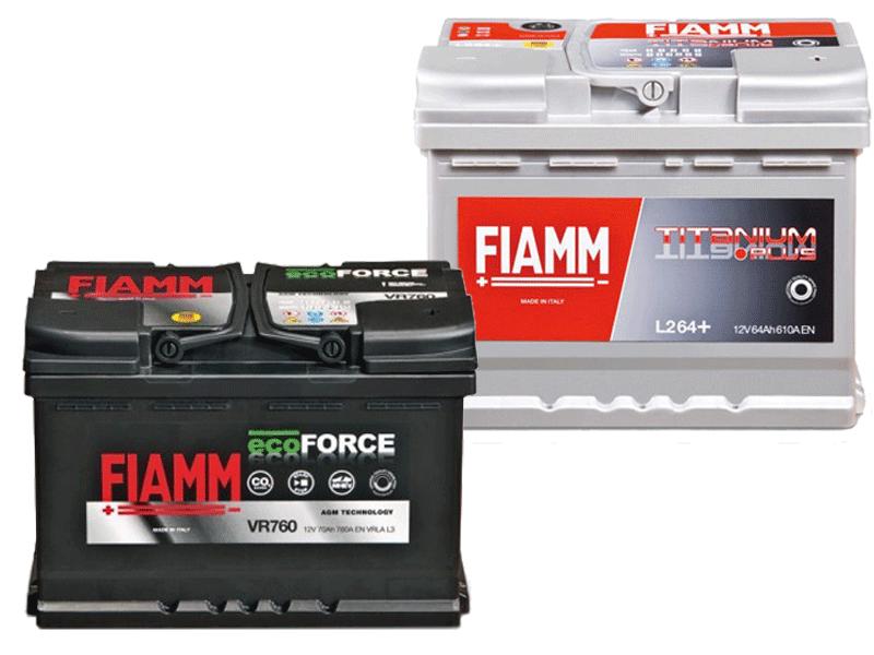 vendita batterie fiamm barzago lecco